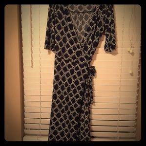 Marina wrap dress!